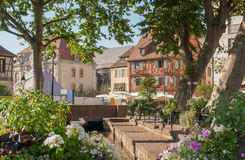 Little Venice in Colmar Royalty Free Stock Photo