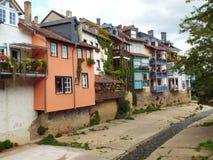Little Venice. Kreuznach, Germany 2014 Royalty Free Stock Image
