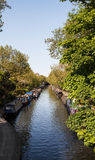 Little Venice in London Stock Image