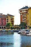 Port Saplaya in Spain Royalty Free Stock Photo