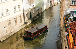 Little Venice of Prague Royalty Free Stock Image