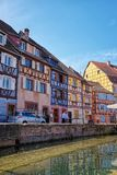 Little Venice quarter in Colmar in Alsace in France Stock Images