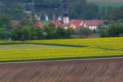 Little village in Bavaria Stock Photo