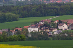 Little village in Bavaria Royalty Free Stock Image