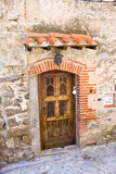 Little village of Eus, one of the most beautiful villages of France Royalty Free Stock Photo