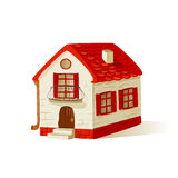 Little vintage house Royalty Free Stock Photography