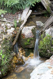 The Little Waterfall royalty free stock images