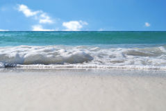 Little Waves Royalty Free Stock Images