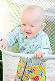 Little white child Royalty Free Stock Photography