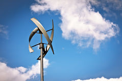 Little wind turbine Royalty Free Stock Photo