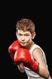 Little winner Stock Photography