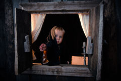 Free Little Witch Hut Stock Image - 31904311