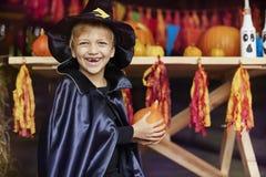 Little wizard Stock Photos