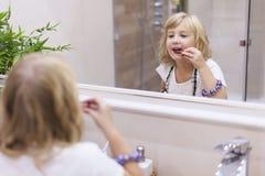 Little woman Royalty Free Stock Photos