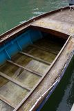 Little wood boat Stock Photography