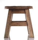 Little Wooden Chair Royalty Free Stock Photo