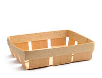 Little Wooden Crate Stock Image