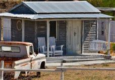 Little wooden Hut Royalty Free Stock Photo
