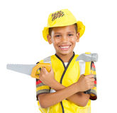 Little worker Royalty Free Stock Images
