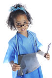 Little X-Ray Reader Royalty Free Stock Photography