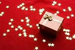 Little xmas gift Stock Image