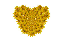 Little Yellow Star Royalty Free Stock Photo