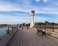 Littlehampton Latarnia morska Zdjęcie Royalty Free