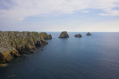 littoral Image libre de droits