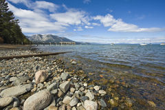 littoral Photo libre de droits