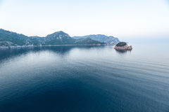 Littoral dans Marmaris Icmeler Photos stock