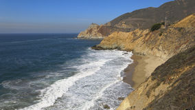 Littoral de Big Sur Photos stock