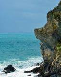 Littoral de Cinque Terre Image libre de droits