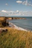 littoral de clifftop photographie stock libre de droits