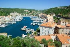 Littoral de la Corse Images stock