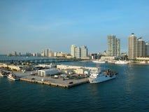 Littoral de la Floride Photo stock
