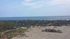 Littoral hawaïen Photos stock