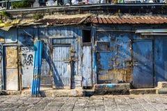 Littoral près de Napoli, Italie Images stock