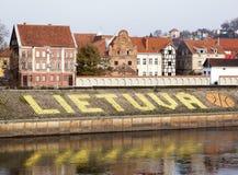 lituania Imágenes de archivo libres de regalías