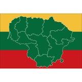 Lituania Obrazy Stock