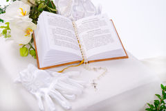 Liturgical prayers Stock Images
