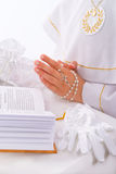 Liturgical prayers Royalty Free Stock Photography