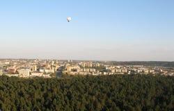 Litwa Wilna miasta Obraz Royalty Free