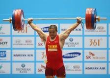 LIU Hao Chiny uczestniczy Fotografia Stock