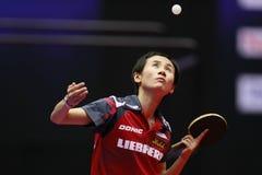 Liu Jia (AUT) Photo libre de droits