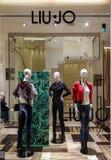 LIU JO sklep, Florencja, Włochy Zdjęcie Stock