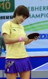 LIU Shiwen (CHI) Stock Image