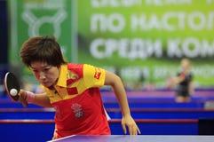 LIU Shiwen (CHI) Royalty Free Stock Photo
