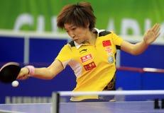 LIU Shiwen (CHI) Royalty Free Stock Image