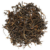 Liubao Dark Tea. Liubao Dark Health Tea isolated Stock Photos