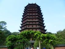 Liuhe pagod Arkivfoto